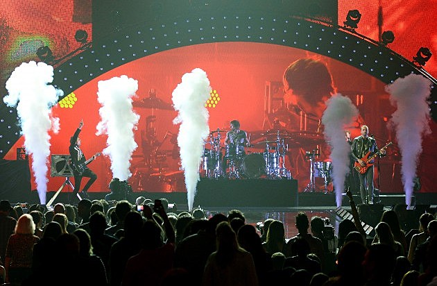 Muse on Stage