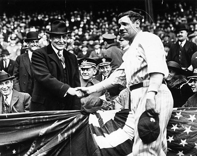 Babe Ruth Video 54