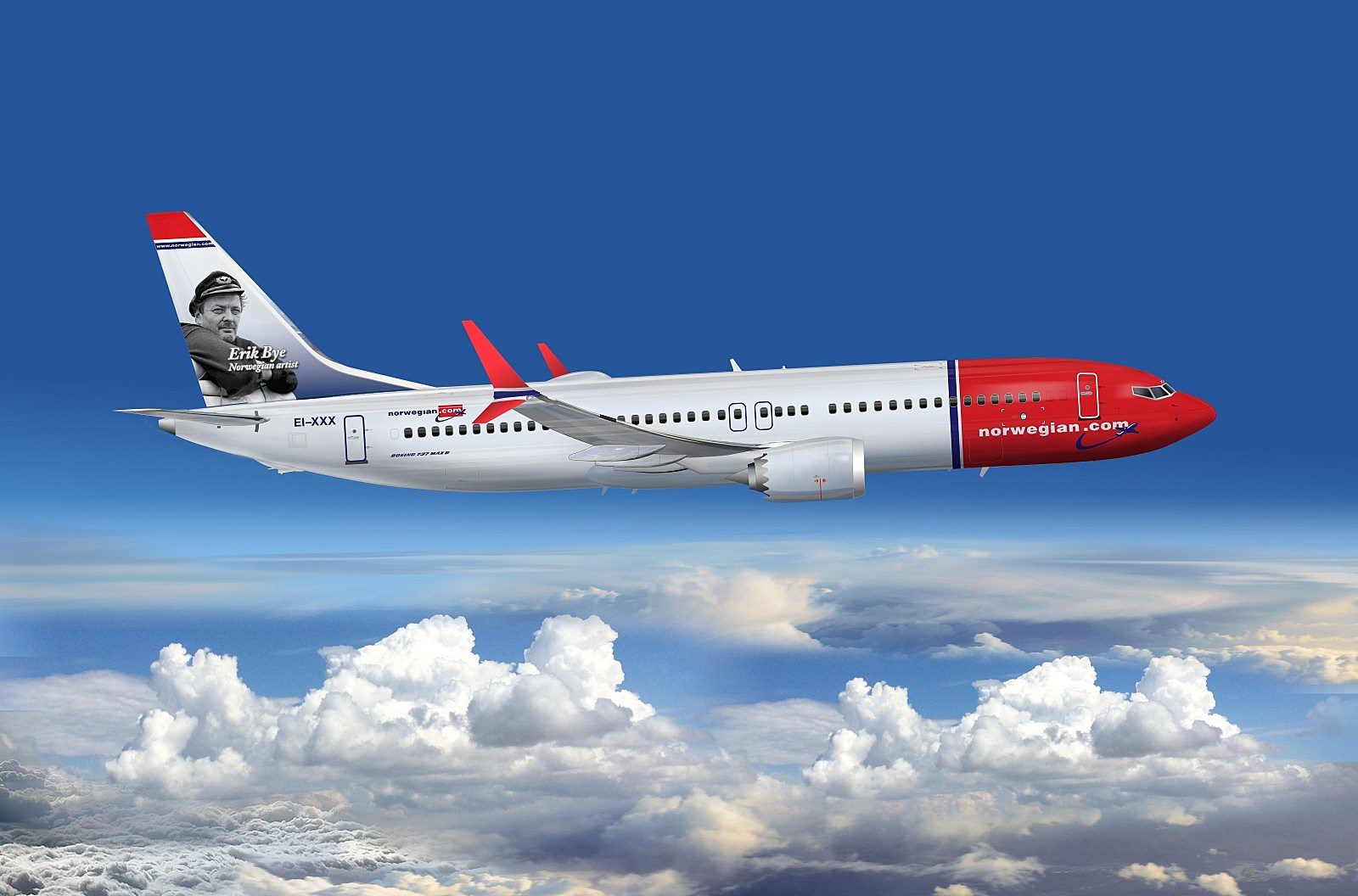 Norwegian air press release